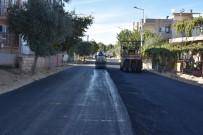 GÖKHAN KARAÇOBAN - Alaşehir'de Sıcak Asfalt Çalışması