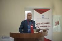 Anadolu Üniversitesi '2019-2023 Dönemi Stratejik Planlama Süreci Arama Konferansı' Gerçekleştirildi