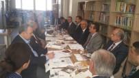 FETHİ GEMUHLUOĞLU - Arapgir'de Kütüphanelerle İlgili Toplantı Yapıldı