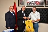 KADIR BOZKURT - Baş Müdür Zengin'den Bozkurt'a Ziyaret…