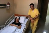 BEYİN SARSINTISI - Başına Cam Tabla Düşen Kadın Doktor Konuştu