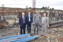 KıZıLPıNAR - Başkan Albayrak, Çerkezköy'deki Yatırımları İnceledi
