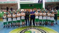 MURAT ÖZTÜRK - Basketbolda Hedef Manisa Şampiyonluğu