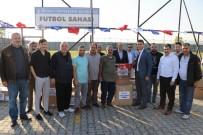 Büyükşehir'den Roman Spor Kulüplerine Malzeme Yardımı