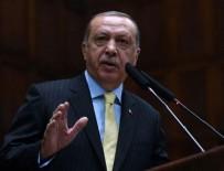 Cumhurbaşkanı Erdoğan, grup toplantısında konuşuyor