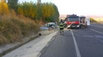 Darende'de Kaza Açıklaması 2 Ölü