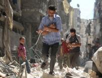 Deyrizor'a hava saldırısı: 30 ölü
