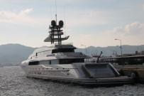 ÇALIŞMA ODASI - Dünyanın En Hızlı Alüminyum Yatı 'Silver FAST' Marmaris'te