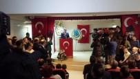 KABATAŞ ERKEK LISESI - Fikret Orman, Yenilenen Şehit Gökhan Peker İlk Ve Ortaokulu'nun Açılış Törenine Katıldı