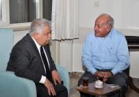 FILISTIN KURTULUŞ ÖRGÜTÜ - Filistin'in İlk Türkiye Büyükelçisi Kongrede Kriz Geçirdi