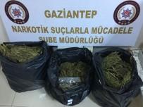 GAZIANTEP EMNIYET MÜDÜRLÜĞÜ - Gaziantep'te 20 Kilogram Uyuşturucu Ele Geçirildi