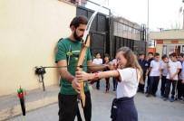 EĞİTİM DÖNEMİ - Gaziosmanpaşalı Gençler Okçuluk Eğitimiyle Hedefi 12'Den Vuracak