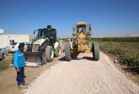 KONUKLU - Haliliye  Kırsalında  Yol Atağı Devam Ediyor