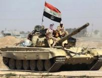 MAHMUR - Irak'ta çatışma çıktı