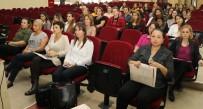 VERGİ DAİRESİ - Kadın Memurlar Meme Kanseri Hakkında Bilgilendirildi