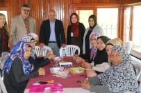 Karaman'daki Mülteci Ve Sığınmacılara El Sanatları Kursu