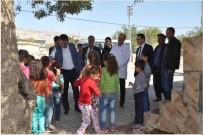 HÜSEYIN YÜKSEL - Kaymakam Ahmet Gencer Köylerde İncelemelerde Bulundu