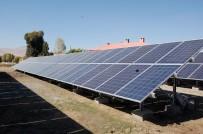 İÇME SUYU - Köylünün Su Sorunu Güneş Panelleriyle Çözüme Kavuştu