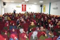 MEHMET ASLAN - Kozan'da 'Sosyal Medyaya Kanmıyorum, Suçlara Yaklaşmıyorum' Projesi