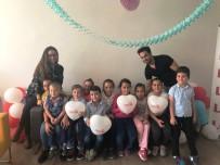 Lösemili Çocuklar Doğum Günü Partisinde Doyasıya Eğlendi