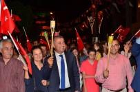 ŞÜKRÜ SÖZEN - Manavgat'ta Fener Alaylı, Konserli Cumhuriyet Kutlaması
