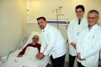 MERKEZ EFENDİ - Manisa'da İlk Defa Bir Kamu Hastanesinde Bypass Ameliyatı Yapıldı