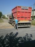 YENIÇIFTLIK - Marmaraereğlisi'nde Yol Çalışmaları Devam Ediyor
