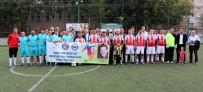FUTBOL TURNUVASI - Memur-Sen Kurumlar Arası Futbol Turnuvası Başladı