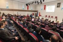 CEVİZ AĞACI - ODÜ Rektörü Yarılgaç, Ceviz Çalıştayına Katıldı