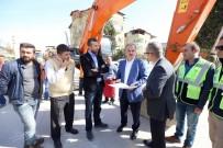 YOL YAPIMI - Pamukkale Belediyesinden 85 Milyon TL'lik Üst Yapı Hamlesi