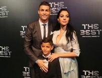 RONALDO - Ronaldo kendisine destek verenlere teşekkür etti