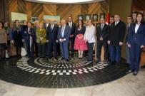 PARİS BÜYÜKELÇİSİ - Şehit Büyükelçi İsmail Erez Anıldı