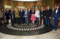 PARİS BÜYÜKELÇİSİ - Şehit Büyükelçi İsmail Erez Vefatının 42. Yıldönümünde Anıldı