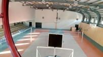 Şehit Er Mücahit Okur Spor Salonu Tamamlanıyor