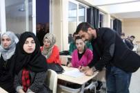 YABANCI ÖĞRENCİLER - SİÜ'de Türkçe Öğrenim Merkezi'ne yoğun ilgi