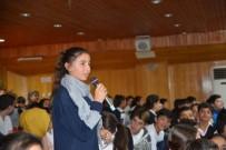 TELEKONFERANS - Sungurlu'da NASA İle Telekonferans Gerçekleştirildi