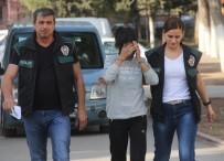ULUBATLı HASAN - Topuz Yaptığı Saçına 32 Paket Eroin Sakladı