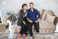 KıNA GECESI - Uğruna Bacağını Kaybettiği Aşkına Yeniden Kavuştu