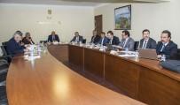 ORGANİZE SANAYİ BÖLGESİ - Van Güçbirliği Platformu Yönetim Kurulu Toplantısı