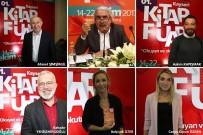 YAYıNEVLERI - Yazarlar Kayseri'ye Hayran Kaldı