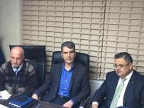 BILECIK MERKEZ - AK Parti Merkez İlçe Başkanlığı Yönetim Kurulu Toplandı