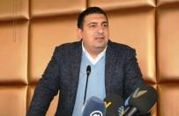 İMZA TÖRENİ - Ali Şafak Öztürk Açıklaması 'Eto'o 39 Yaşına Kadar Futbol Oynamak İstiyor'