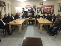 CIHANGIR - Altıntaş AK Parti'de Yeni Yönetimin İlk Toplantısı