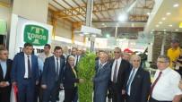 ŞEHİT UZMAN ÇAVUŞ - Anamur 4. Tarım Ve Gıda Fuarı Açıldı