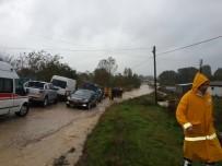 KİREMİTHANE - Tekirdağ'da sel felaketi! Acı haber geldi..