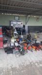 RÜZGAR GÜLÜ - Bağevlerine Dadanan Hırsız Yakalandı
