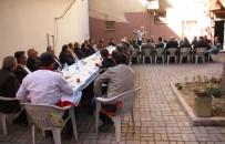 KALDIRIMLAR - Başkan Memiş, Esnaf Buluşmalarını Sürdürüyor