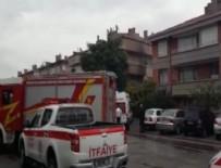 BİNA YANGINI - Ankara'da binada yangın! Ölü ve yaralılar var