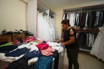 MUHTARLIKLAR - Bayraklı'da Giyilmeyen Kıyafetler Sosyal Marketlere