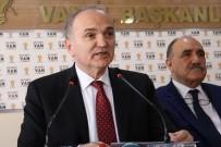 VAN YÜZÜNCÜ YıL ÜNIVERSITESI - Bilim, Sanayi Ve Teknoloji Bakanı Faruk Özlü Açıklaması